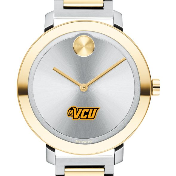 Virginia Commonwealth University Women's Movado Two-Tone Bold 34 - Image 1