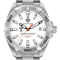 Temple Men's TAG Heuer Steel Aquaracer