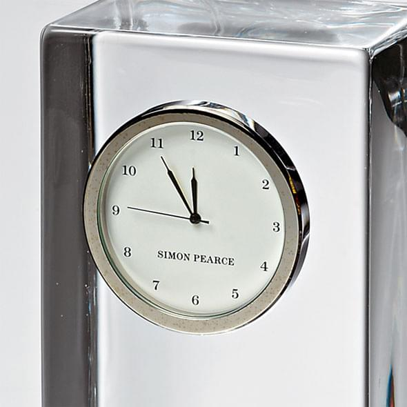 Johns Hopkins Tall Desk Clock by Simon Pearce - Image 3