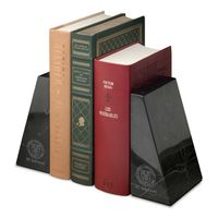 SC Johnson College Marble Bookends by M.LaHart