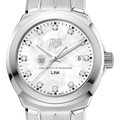 University of Tennessee TAG Heuer Diamond Dial LINK for Women - Image 1
