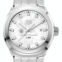 University of Tennessee TAG Heuer Diamond Dial LINK for Women