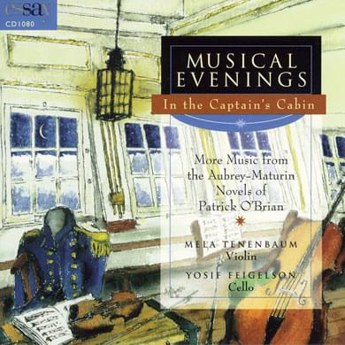 USNI Music CD - Musical Evenings Captain's Cabin - Image 1
