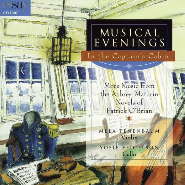 USNI Music CD - Musical Evenings Captain's Cabin - Image 2