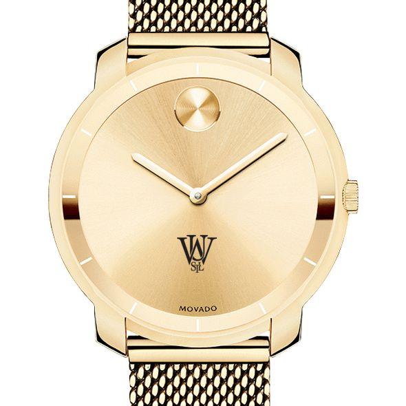 WUSTL Women's Movado Gold Bold 36
