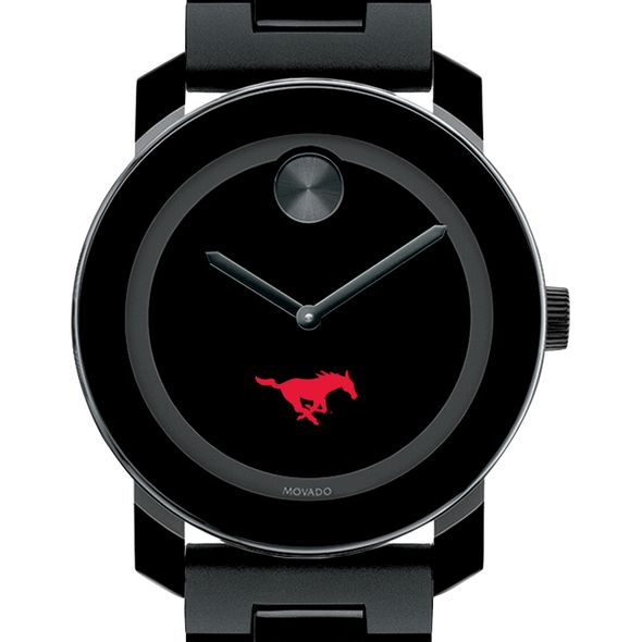 Southern Methodist University Men's Movado BOLD with Bracelet