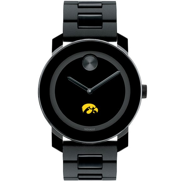 University of Iowa Men's Movado BOLD with Bracelet - Image 2