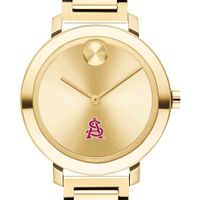 Arizona State Women's Movado Gold Bold 34