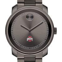 Ohio State Men's Movado BOLD Gunmetal Grey