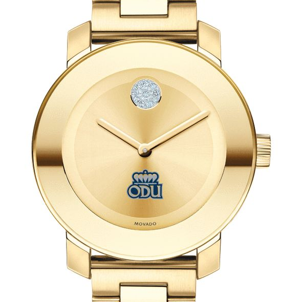 Old Dominion Women's Movado Gold Bold