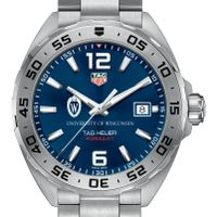 Wisconsin Men's TAG Heuer Formula 1 with Blue Dial
