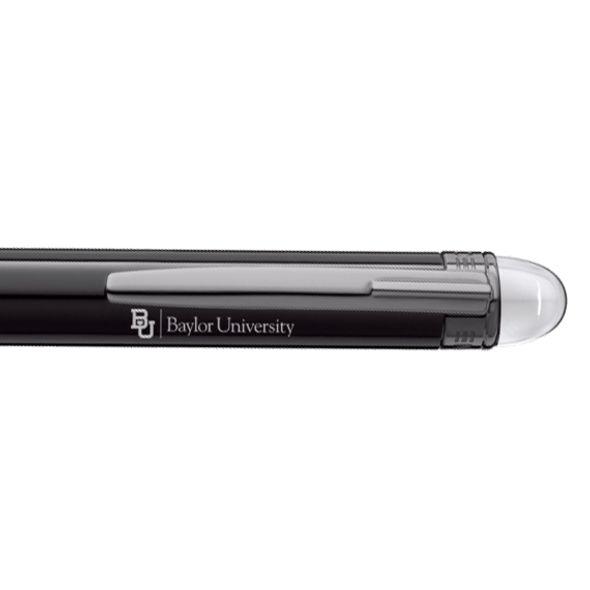 Baylor University Montblanc StarWalker Ballpoint Pen in Ruthenium - Image 2