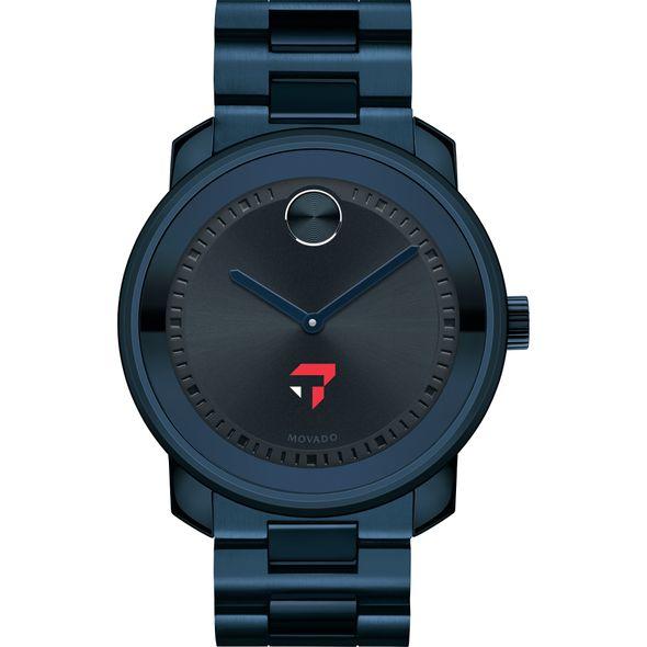 Tepper School of Business Men's Movado BOLD Blue Ion with Bracelet - Image 2