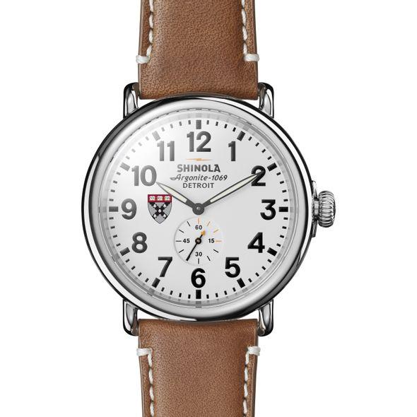 HBS Shinola Watch, The Runwell 47mm White Dial - Image 2