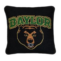 Baylor Handstitched Pillow