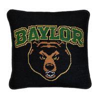 Baylor Handstitched Pillow