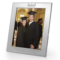 Bucknell Polished Pewter 8x10 Picture Frame