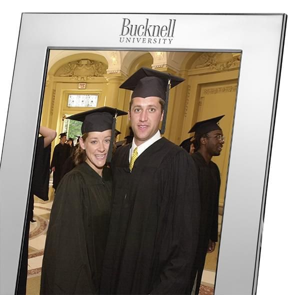 Bucknell Polished Pewter 8x10 Picture Frame - Image 2