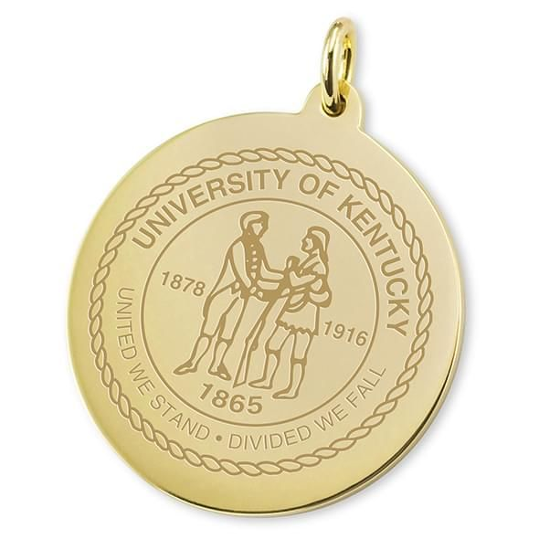 Kentucky 14K Gold Charm - Image 2