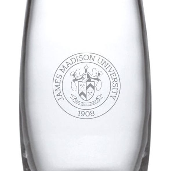 James Madison Glass Addison Vase by Simon Pearce - Image 2