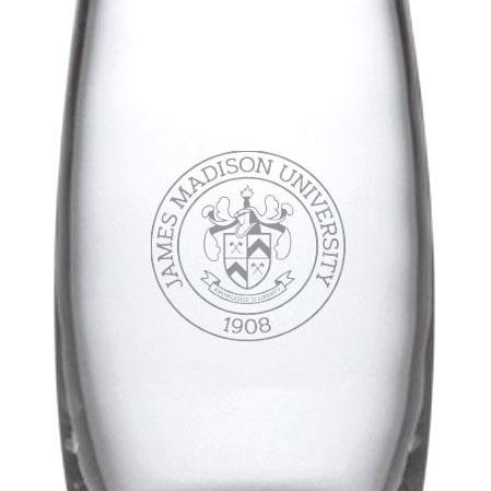 James Madison Glass Addison Vase by Simon Pearce - Image 2