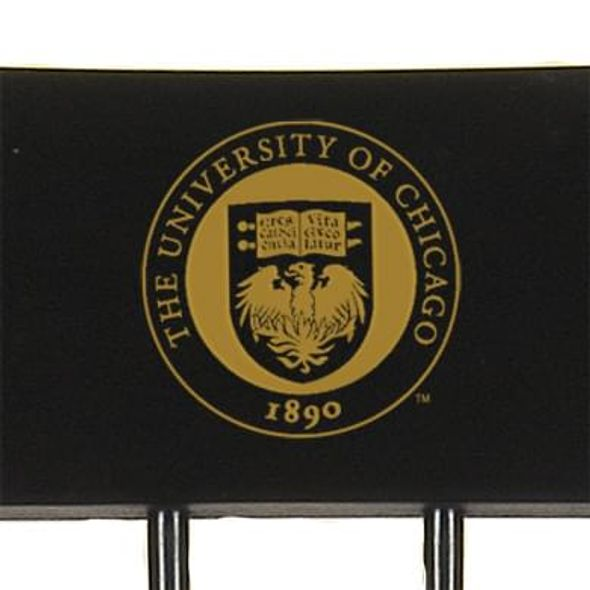 University of Chicago Captain's Chair by Hitchcock - Image 2