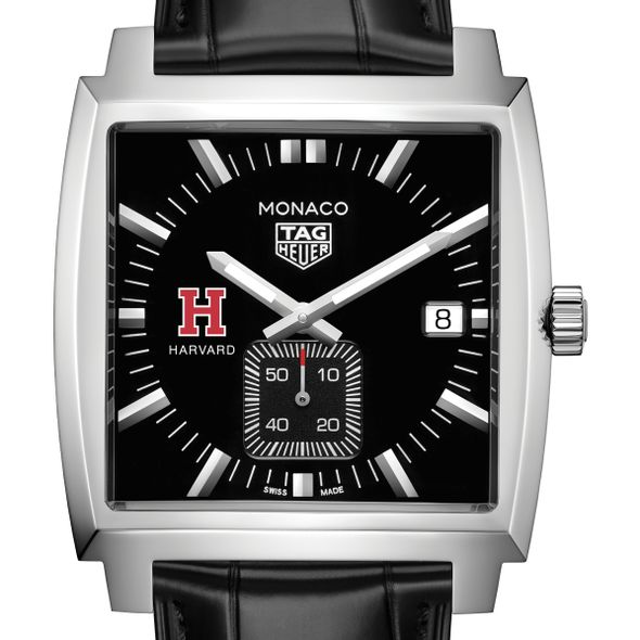 Harvard Business School TAG Heuer Monaco with Quartz Movement for Men