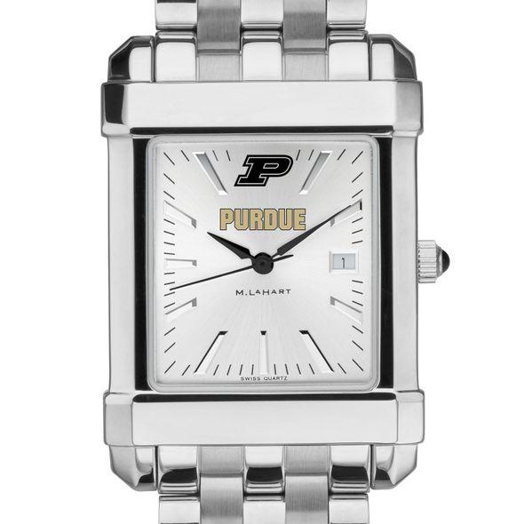 Purdue University Men's Collegiate Watch w/ Bracelet