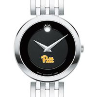 Pitt Women's Movado Esparanza Stainless Steel Museum with Bracelet