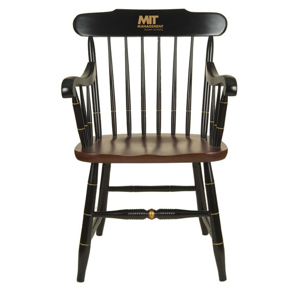 MIT Sloan Captain's Chair by Hitchcock - Image 1