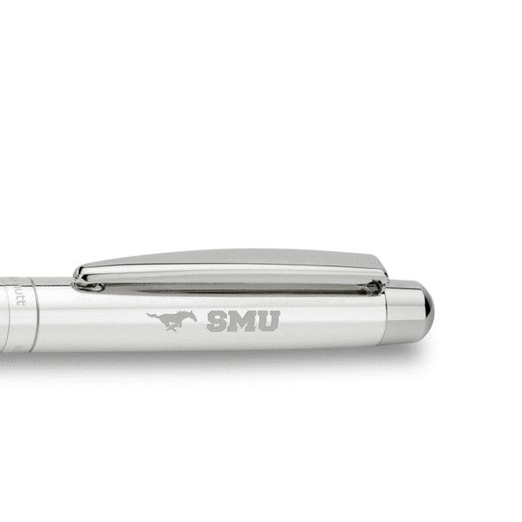 Southern Methodist University Pen in Sterling Silver - Image 2