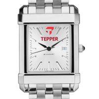 Tepper Men's Collegiate Watch w/ Bracelet