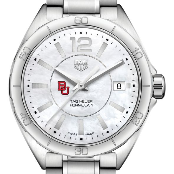 Boston University Women's TAG Heuer Formula 1 with MOP Dial