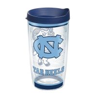 UNC 16 oz. Tervis Tumblers - Set of 4