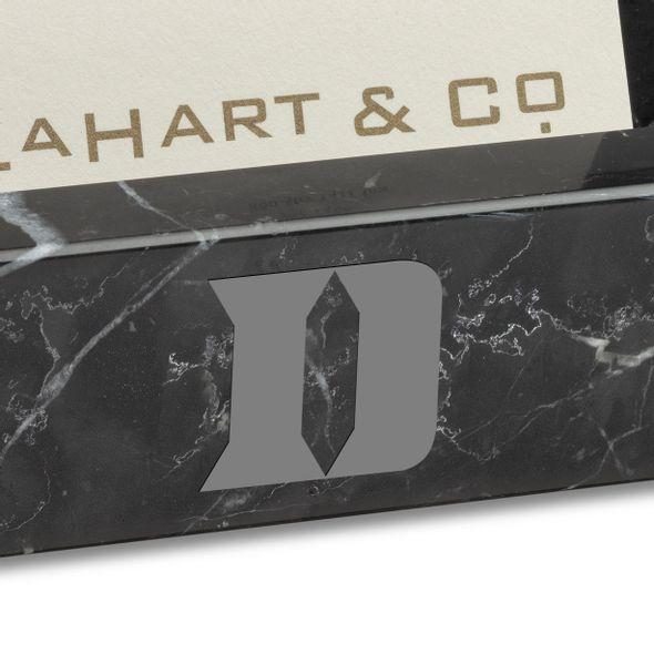 Duke Marble Business Card Holder - Image 2