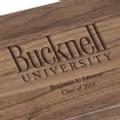 Bucknell University Solid Walnut Desk Box - Image 2