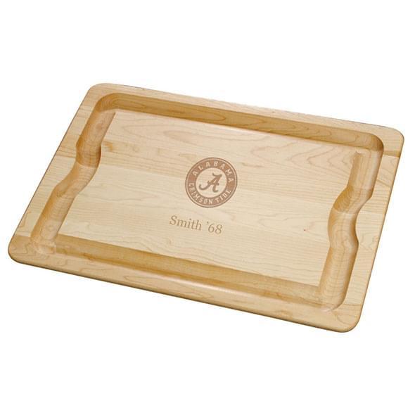 Alabama Maple Cutting Board