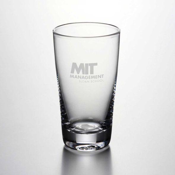 MIT Sloan Ascutney Pint Glass by Simon Pearce - Image 1