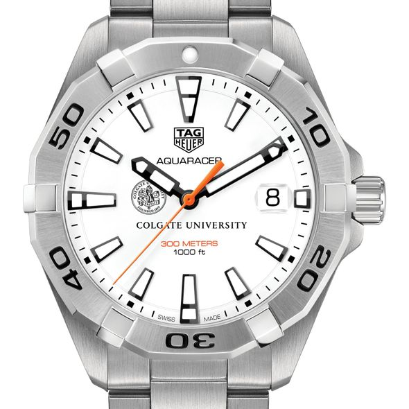 Colgate University Men's TAG Heuer Steel Aquaracer