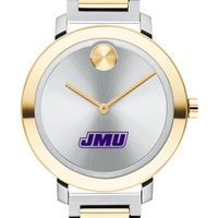 James Madison University Women's Movado Two-Tone Bold 34