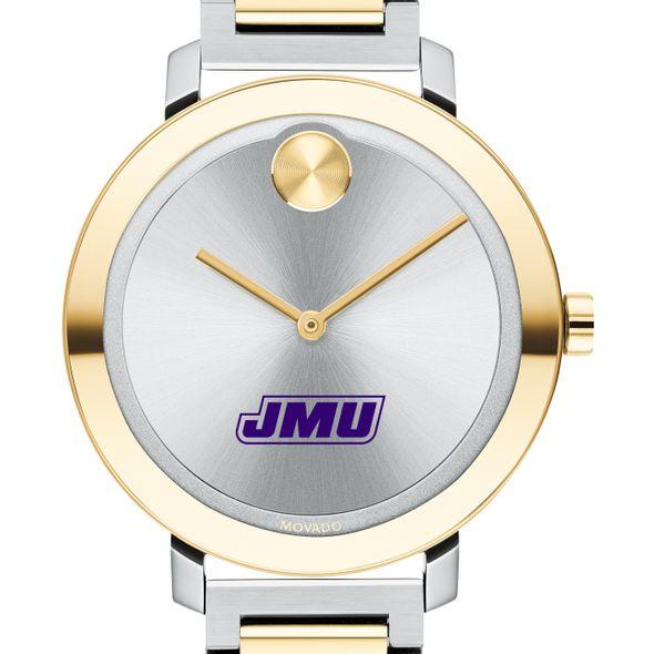 James Madison University Women's Movado Two-Tone Bold 34