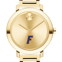 University of Florida Women's Movado Gold Bold 34