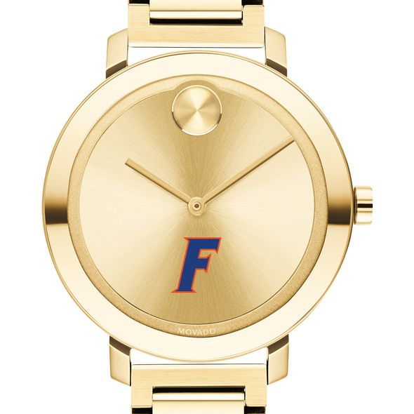 University of Florida Women's Movado Gold Bold 34
