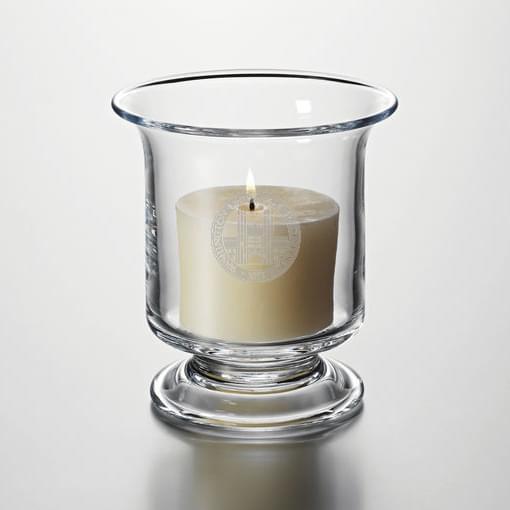 WUSTL Glass Hurricane Candleholder by Simon Pearce - Image 2