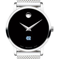 University of North Carolina Women's Movado Museum with Mesh Bracelet
