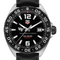 Wake Forest University Men's TAG Heuer Formula 1 with Black Dial - Image 1