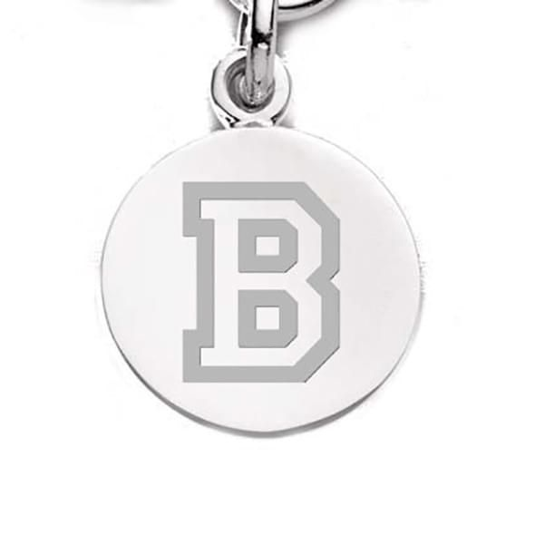 Bucknell Sterling Silver Charm - Image 1