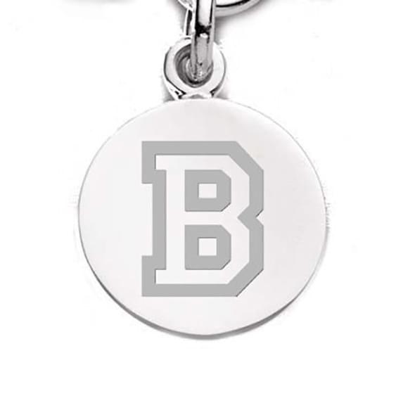 Bucknell Sterling Silver Charm