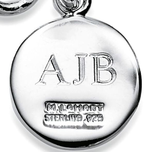 Bucknell Sterling Silver Charm - Image 3