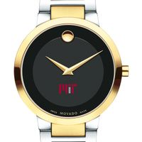 MIT Men's Movado Two-Tone Modern Classic Museum with Bracelet